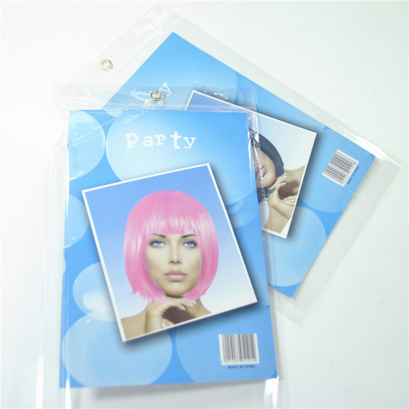 Package for Carnival Wig