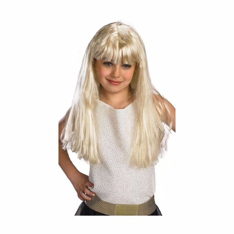 Hannah Montana Forever Concert Wig