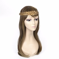 Blonde mixed Bohemian Style head wear band