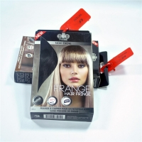 Package for hair bang