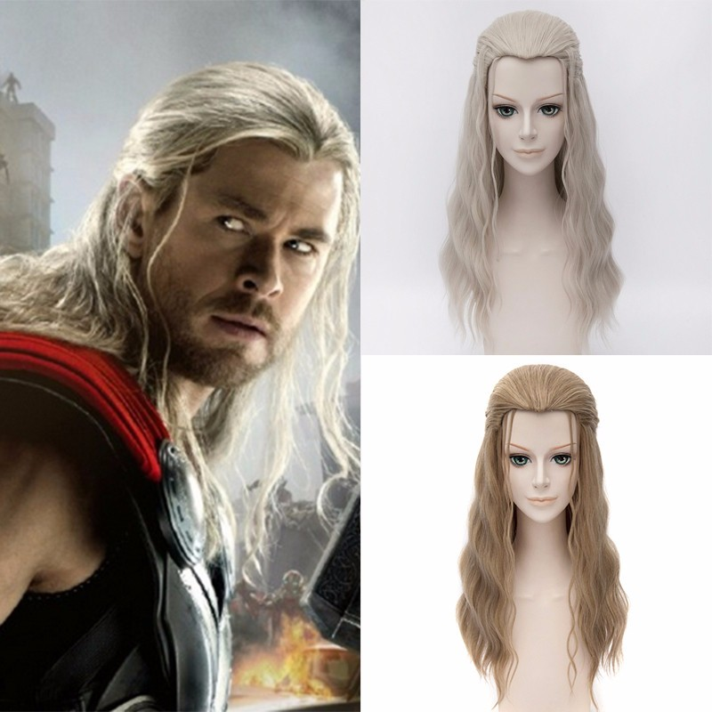 ​thor age of ultron cosplay wig
